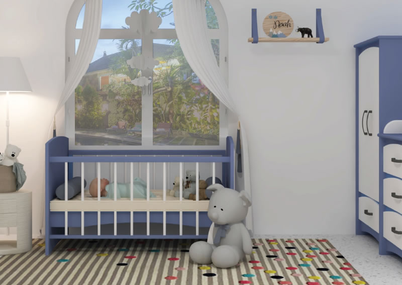 6 Cool Room Designs That Makes You Wish You Were A Kid